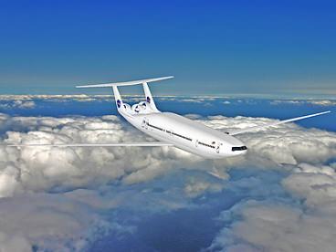 D-Serie Flugzeug 2035 M.I.T.
