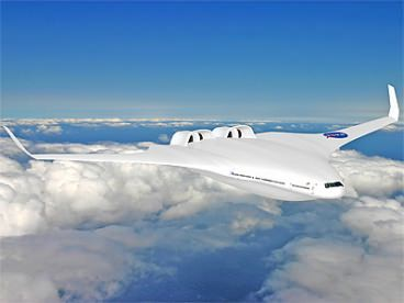 H-Serie Flugzeug 2035 M.I.T.