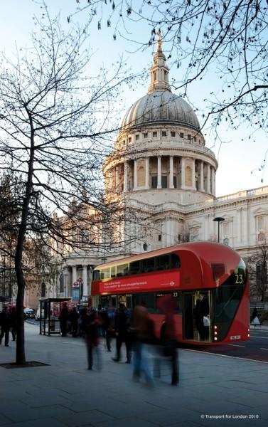 Doppeldecker London Routemaster 2012 neu
