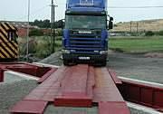 CargoSpeed Roro Lolo Ablauf System Midi Terminal Verladung LKW