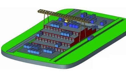 Neue Generation von Cross Docking Centern soll effizienter arbeiten