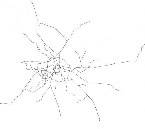 S-Bahnnetz S-Bahn Berlin BVG