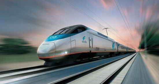 Amtraks HGV-Pläne für den Nordostkorridor