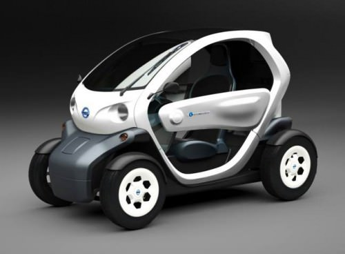 Nissan New Mobility Concept Elektroauto