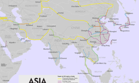 Die neue Seidenstraße: von China nach Europa mit der Eisenbahn
