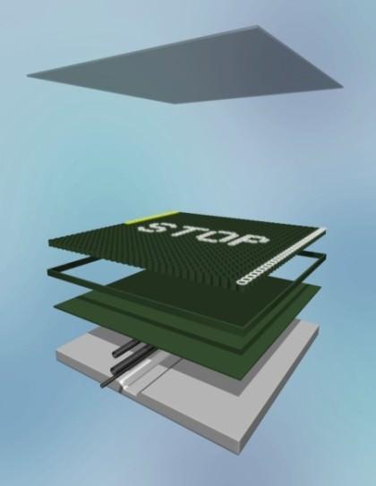 Solarautobahn Aufbau Solarmodul Autobahn Scott Brusaw Straßenbelag