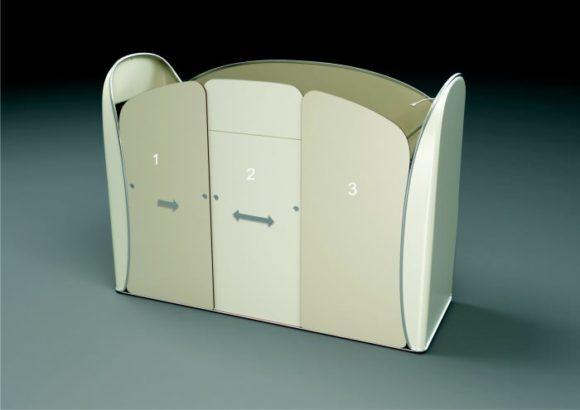 Maglev Magnetschwebebahn Designstudie Vanja Valencak Innenraum Transrapid