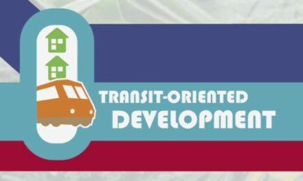 [Moving Beyond the Automobile] ÖPNV-orientierte Stadtentwicklung