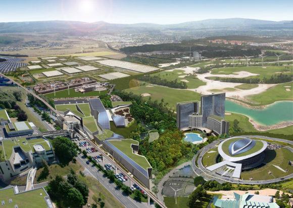 Nairobi 2030 Stadtentwicklung Kenia Austin Smith Lord Afrika