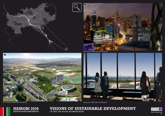 Austin Smithload Vision Stadtentwicklung Nairobi 2030 Afrika