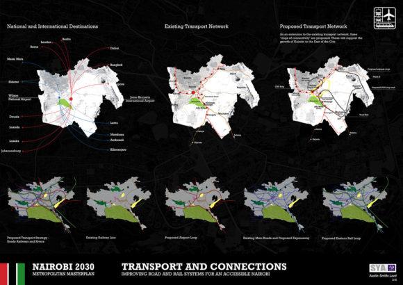 Austin Smithlord Vision für Nairobi 2030 Verkehr