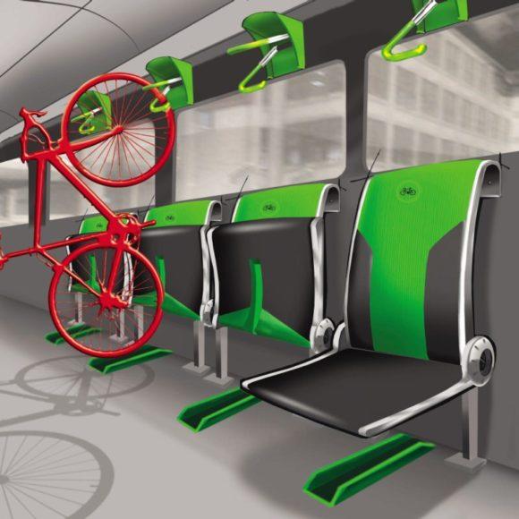 Adair Heinz, Chicago, Design, Fahrrad, Fahrradfreundliche U-Bahn Station, Tune Koshy, U-Bahn