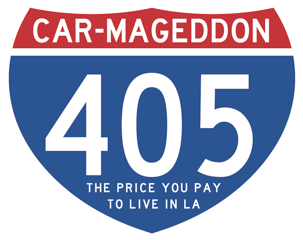 Carmageddon Interstate 305 Sperrung Los ANgeles