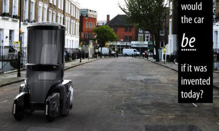 Urban Flow – Wie würde das Auto aussehen, wenn es heute erst erfunden worden wäre?