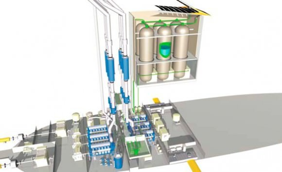 WÄRTSILÄ LNG-Hybridschiffsantrieb