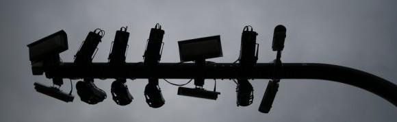 Überwachung der Congestion Charge in London mittels Kameras - Problem mit Datenschutz
