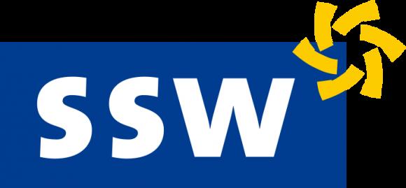 Logo des Südschleswigschen Wählerverbands SSW