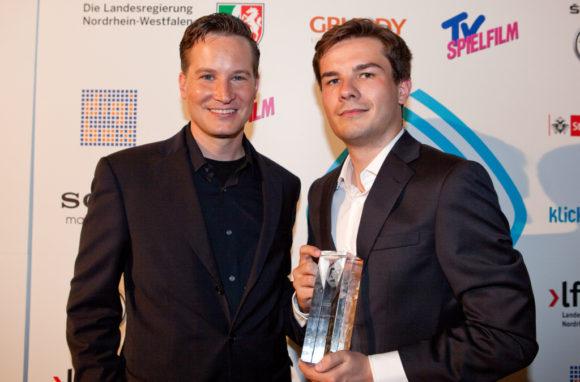 Zukunft Mobiltät Grimme Online Award 2012 mit Preispate Richard Gutjahr