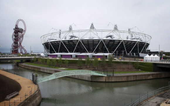 Olympiastadion 2012 London
