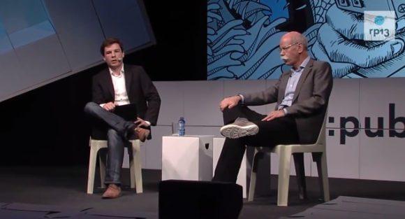Dieter Zetsche Diskussion Martin Randelhoff rp13