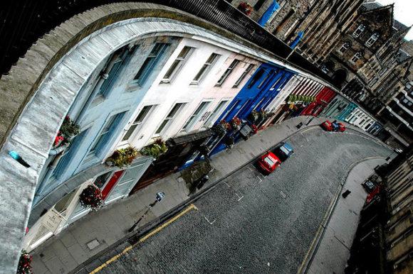 Edinburgh - Victoria Street