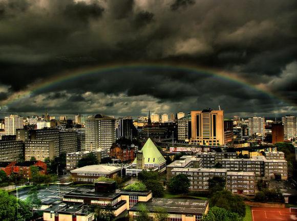 Glasgow Innenstadt