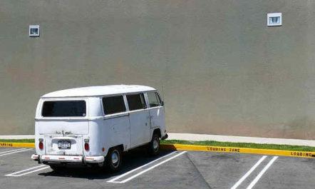 Die größte Ineffizienz des privaten Pkw-Besitzes: Das Parken
