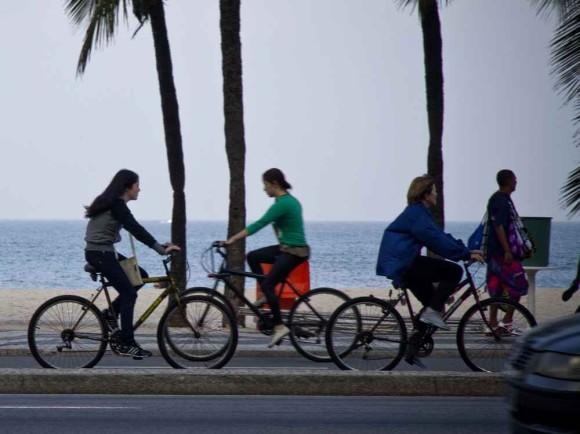 Rio Radverkehr