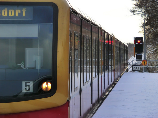 Lankwitz S-Bahn Berlin