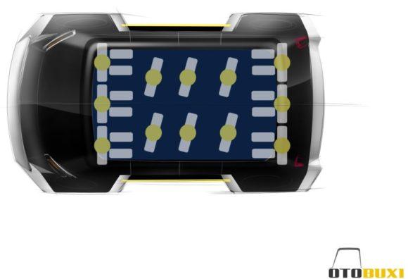 Otobuxi Designstudie Konzept ÖPNV der Zukunft
