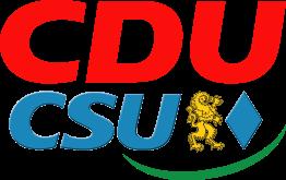 Logo der Union CDU und CSU
