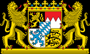 Wappen des Freistaates Bayern