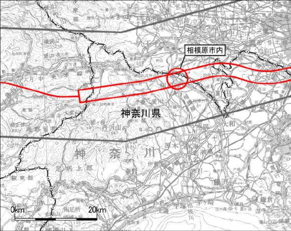 Einbindung von Sagamihara