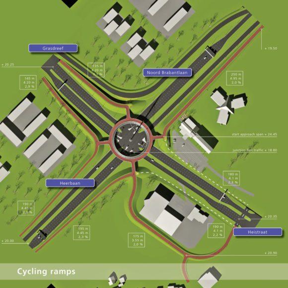 hovenring-eindhoven-visualisierung-draufsicht