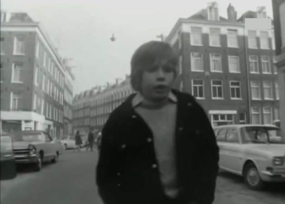 1972 De Pijp Straßen in Amsterdam