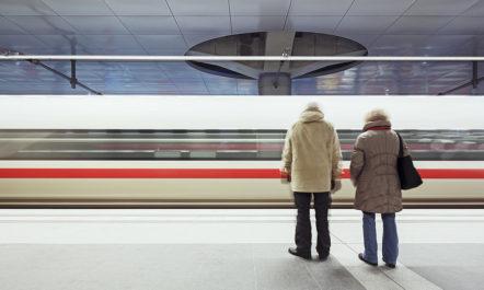 Hochgeschwindigkeitszüge zerstören das europäische Bahnnetz