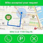 Versteigerung von Parkplätzen via MonkeyParking