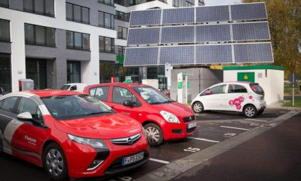 CarSharing-Förderprogramm für kleine und mittlere Kommunen