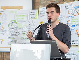 Zukunft Mobilität - Martin Randelhoff auf dem FMC Berlin 2013