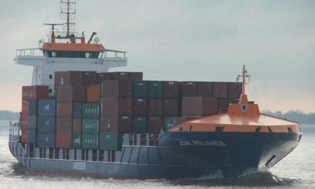 Kaum bekannt, aber sehr wichtig: Short sea shipping (Anteil am EU-Güterverkehr: 37 %)