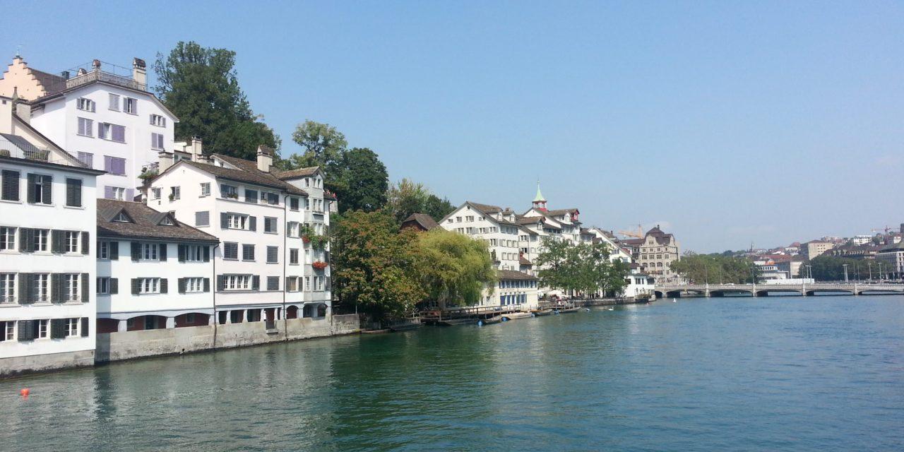 Ein internationales Vorbild: Die Verkehrspolitik der Stadt Zürich