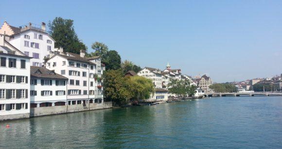 Foto von Zürich unter CC-Lizenz