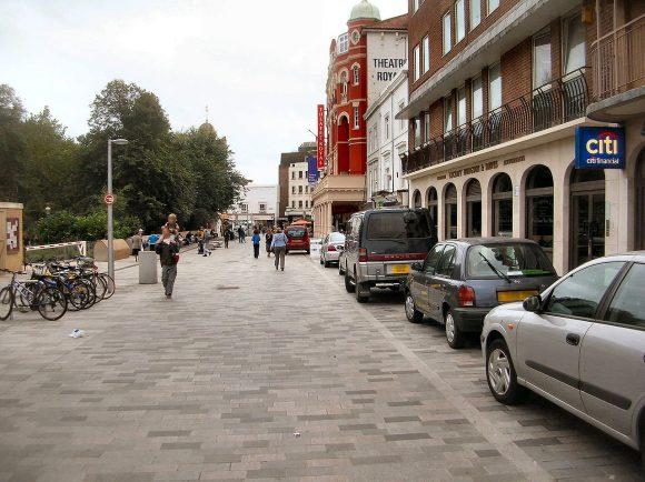 Gehl Architects Shared Space Brighton