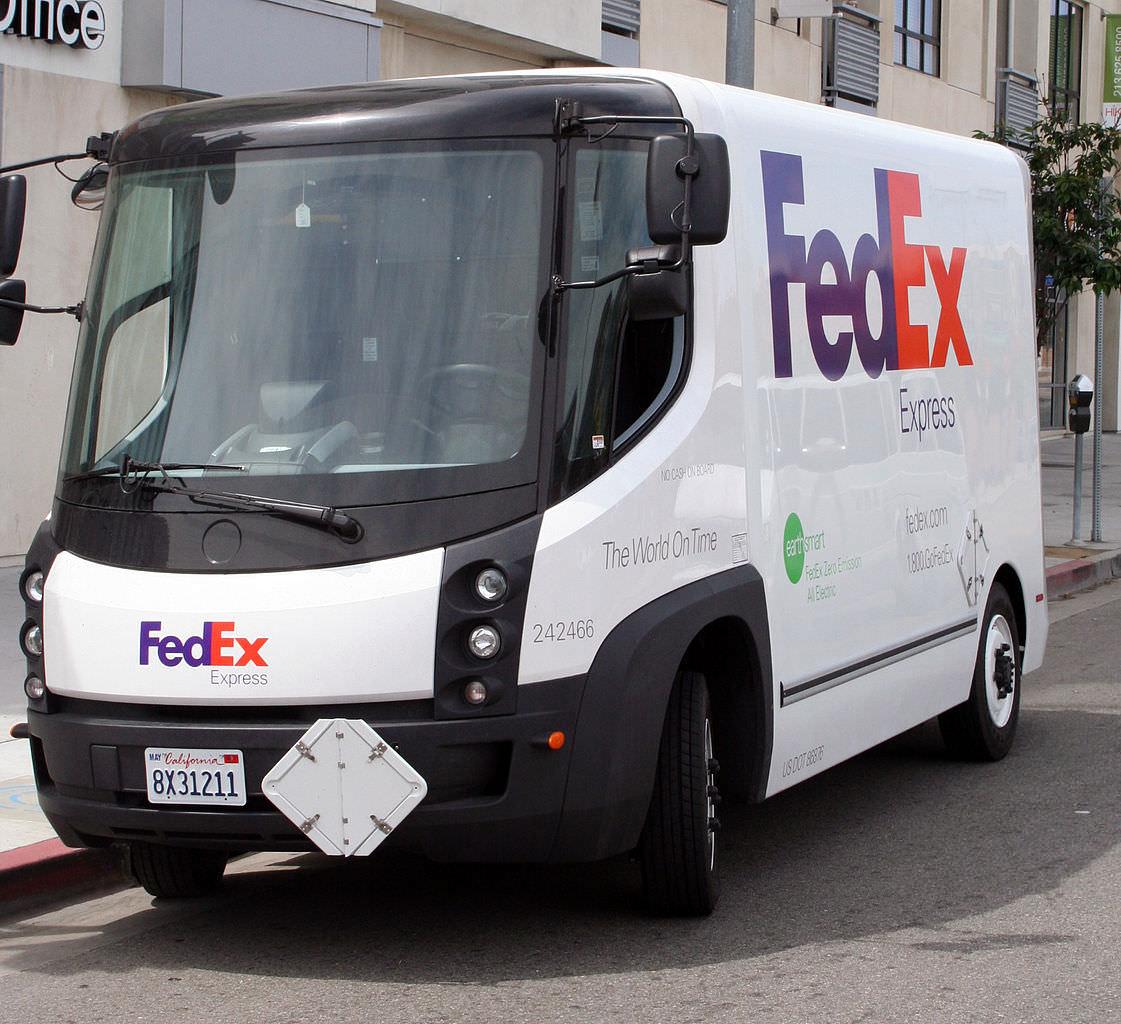 Leider gescheitert: Der Modec Van, ein Elektro-Transporter für die Citylogistik