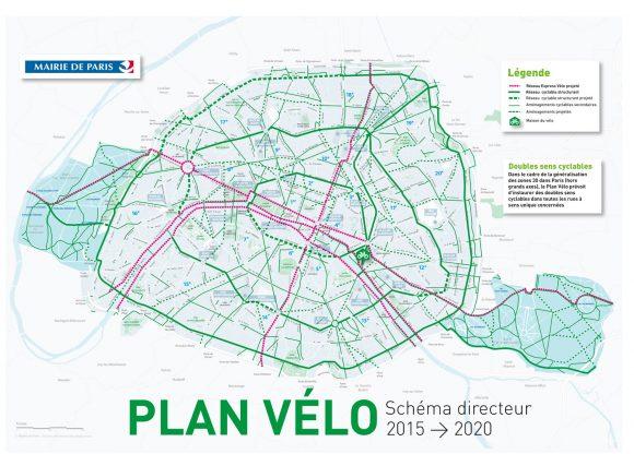 réseau express vélo, REV
