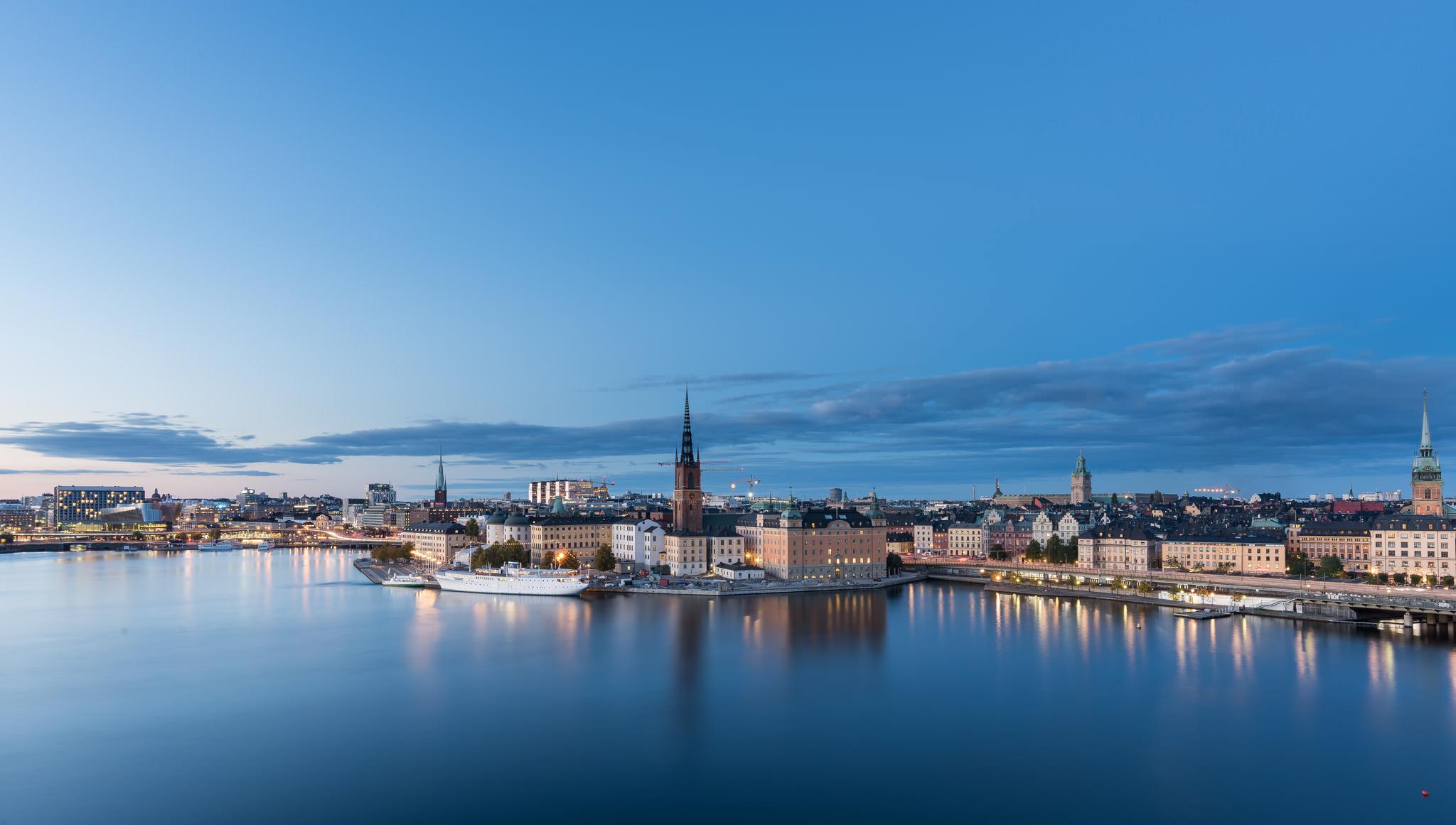 [Video zum Wochenende] Stockholm in Bewegung