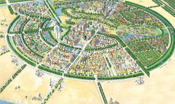 Almere Planung Kunst
