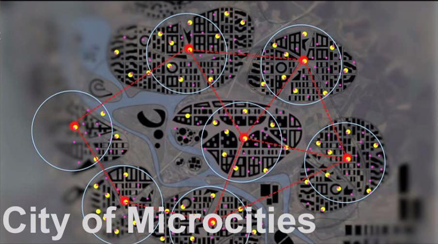 Verkehr in Megacities: Kent Larson über responsive Mikrostadt-Netze