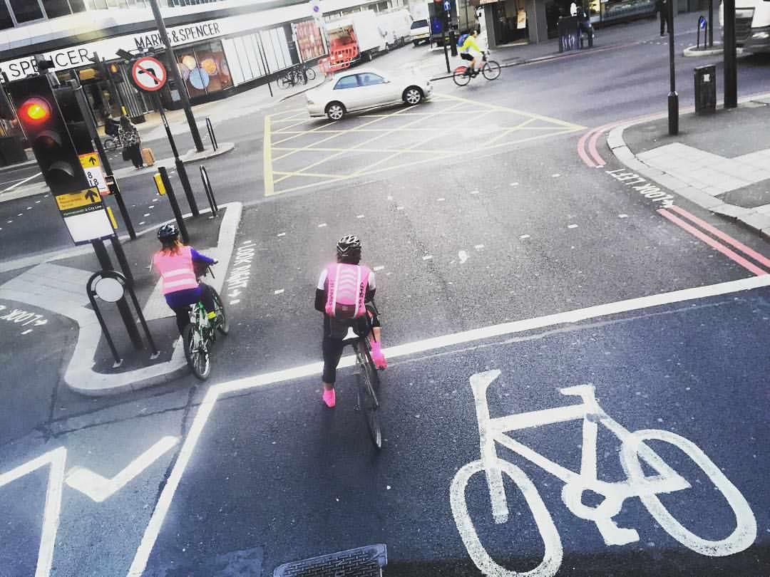 [Video zum Wochenende] Mit dem Fahrrad unterwegs in London im Jahr 1984