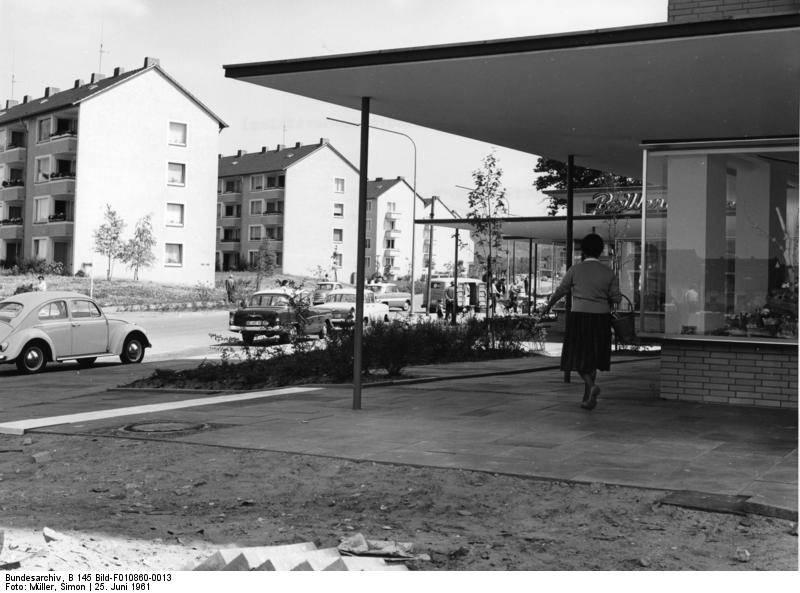 Sennestadt Bielefeld 1961
